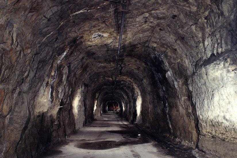 Infraestrutura mineira 1981-2008, Neves Corvo