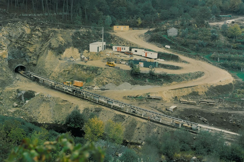 Aménagement hydroélectrique d'Azival - S. Pedro do Sul