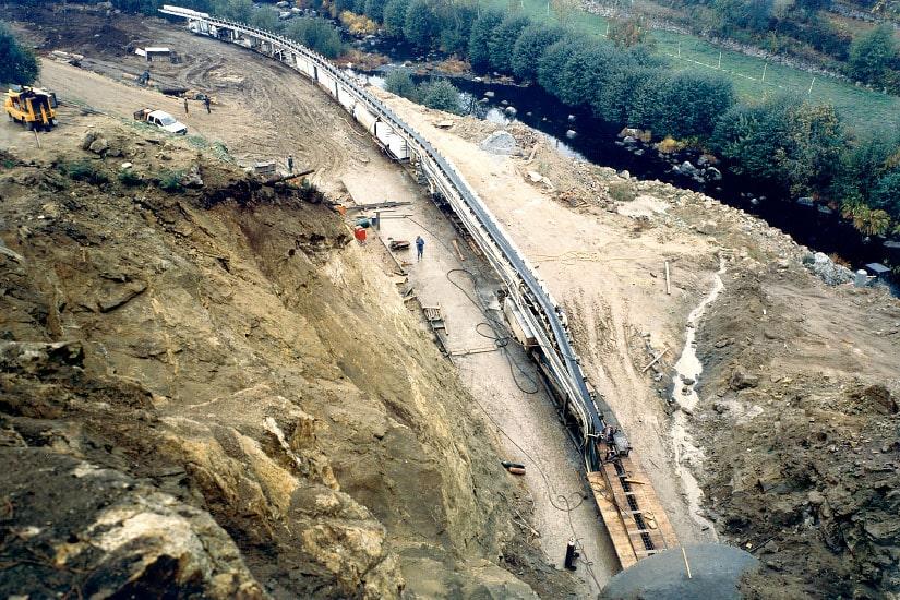 Aprovechamiento Hidroeléctrico de Azival - S. Pedro do Sul