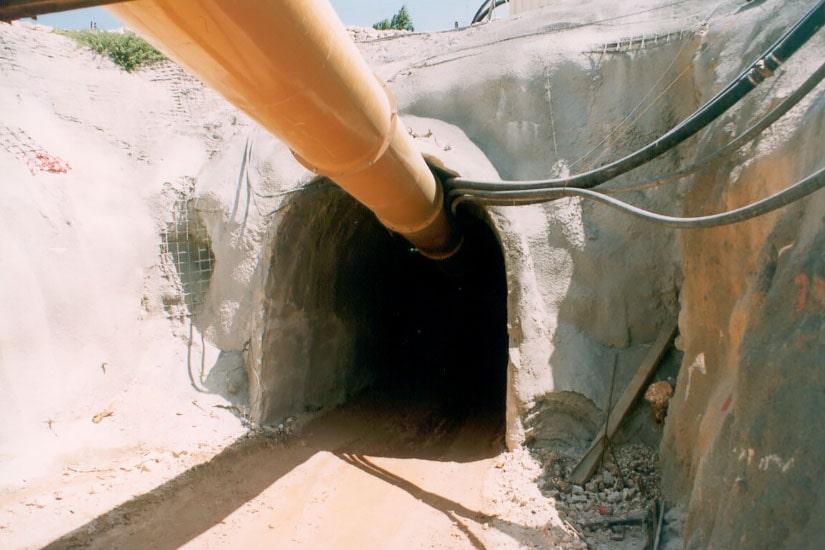 Estoril Coast Sanitation System and Interceptor - 2nd. Stage