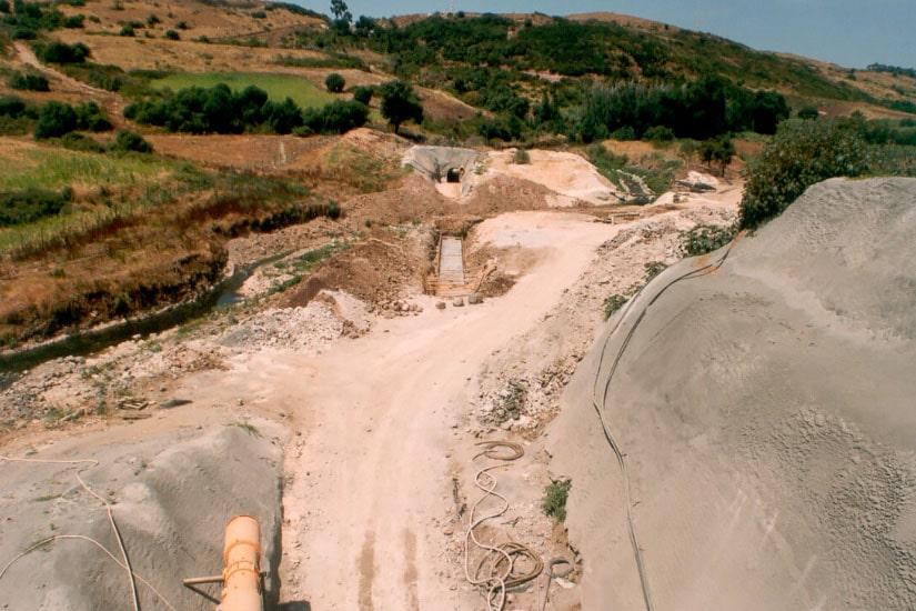 Assainissement et système de captage de Costa do Estoril - 2e phase