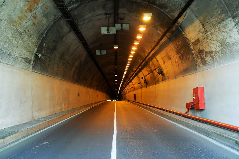 Encumeada Road Tunnel, Madeira