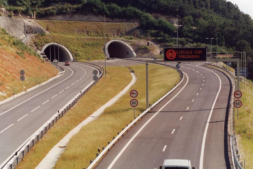Túnel da Gardunha II, Covilhã