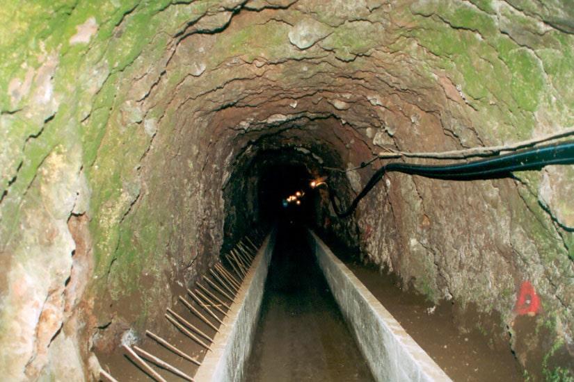 Ampliación de la Central Hidroeléctrica, Fajã da Nogueira
