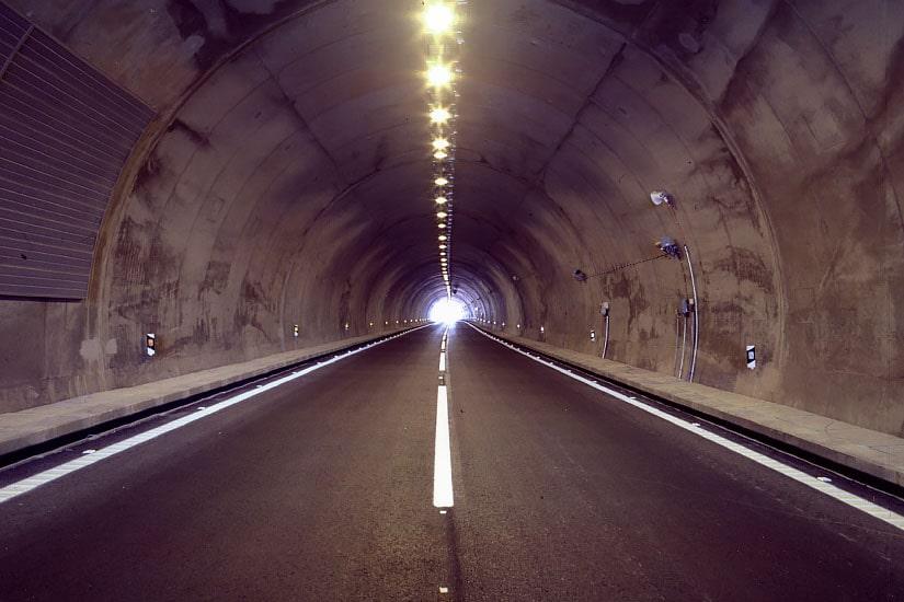 Ramela Tunnel, Guarda