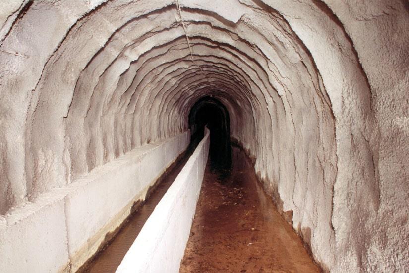 Túnel de Loural, Madeira