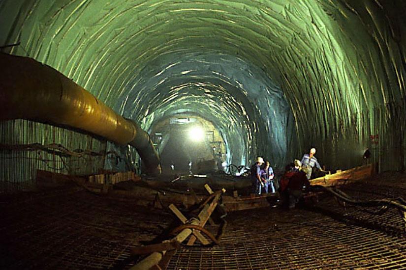 Túnel de Gardunha I - A, Fundão