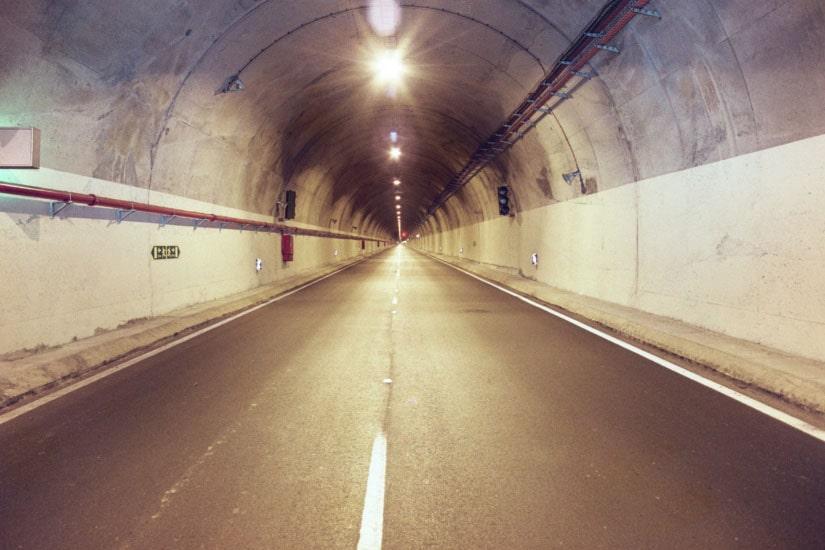 Túnel da Ponta do Sol, Madeira