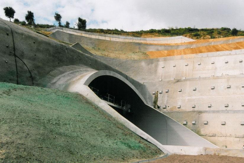 Mato Forte Tunnel, Bucelas