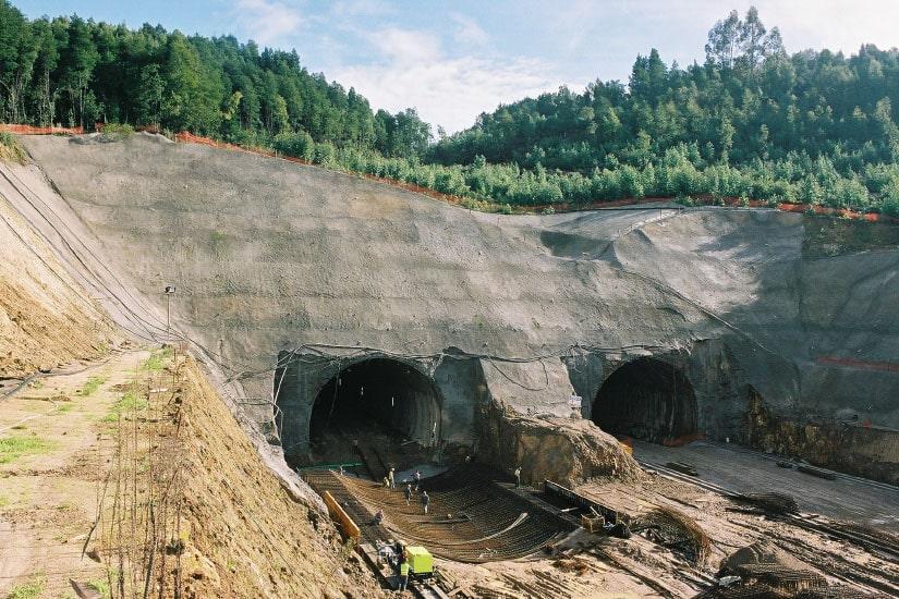 Túnel da Portela, Ponte de Lima