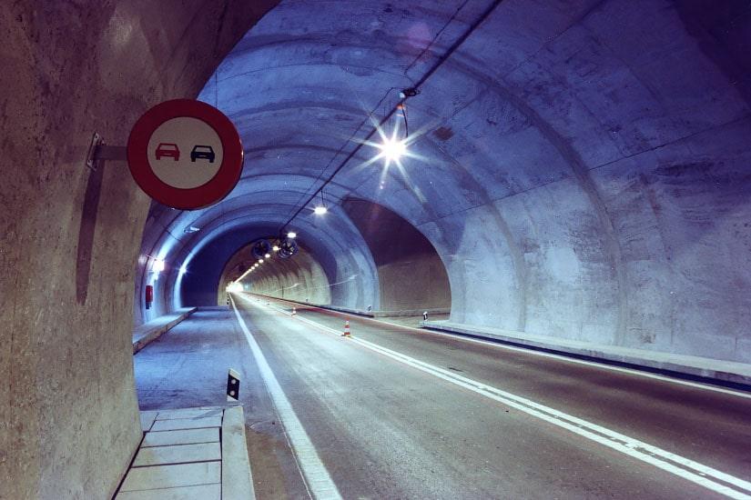 IP2 - Gardunha Tunnel