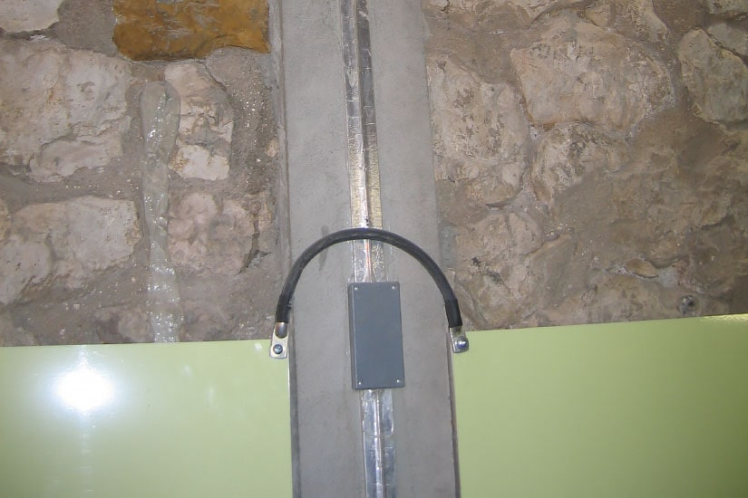 Sistema de Monitorização - Túnel do Rossio, Lisboa