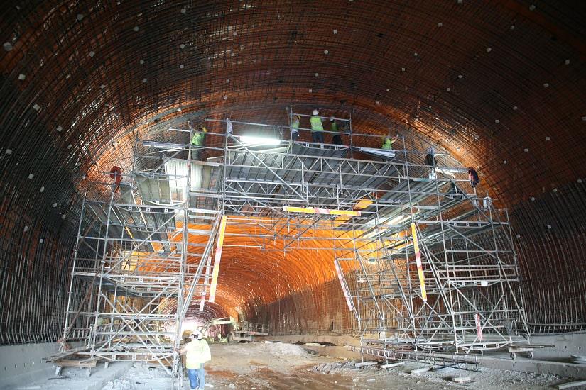 Túnel do Seixo Alvo, A32