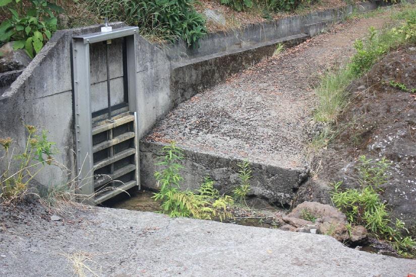 Intervenciones en el Canal de Fajã do Rodrigues, Madeira