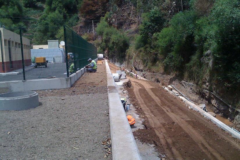 Sistema Adutor da Galeria de Porto Novo, Madeira