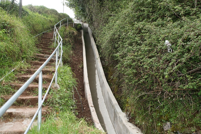 Improvement of Tornos Watercource south section - 2nd Phase, Madeira