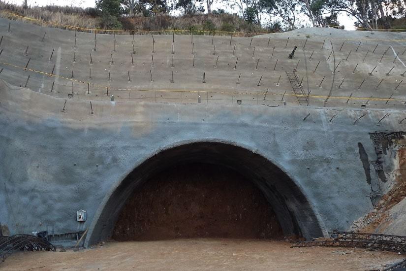 Túnel de Baralt, Caracas