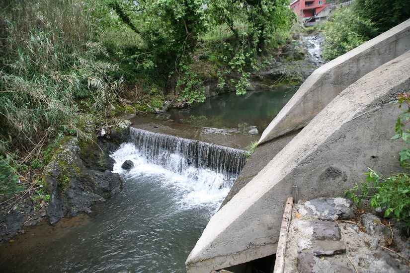 Watercourses System Recovery, Madeira