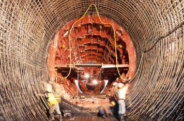 Túnel Presa de Odelouca, Monchique