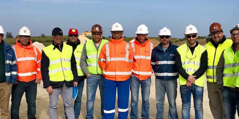 Reconhecimento de Competências Profissionais em contexto mineiro e de estaleiro